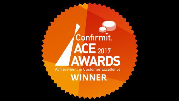 ACE award - eir